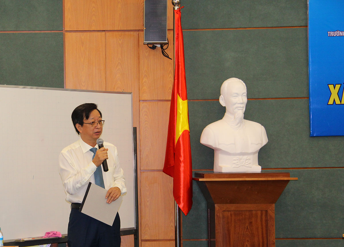 Assoc. Prof. Dr. Vo Van Thang – Rector of An Giang University